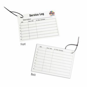 Service Tags